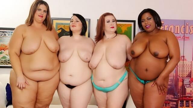 Толстушки, порно с толстыми